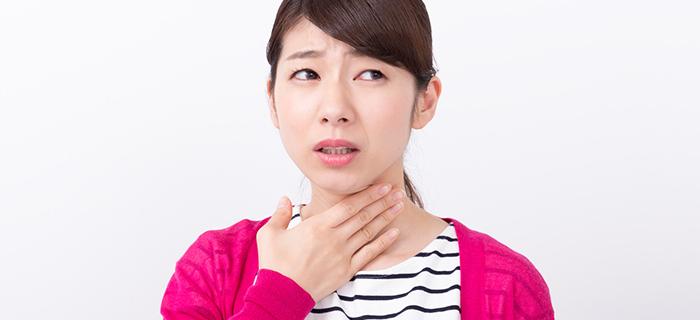 が 痛い 時 喉